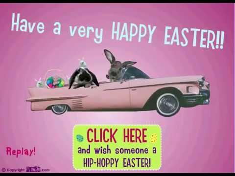 Rap Easter Bunny